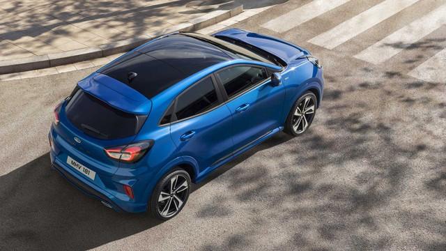 Căn hộ mini di động Ford Puma chính thức trình làng với vô vàn công nghệ - Ảnh 12.