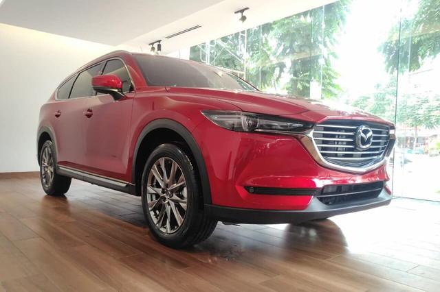 Giảm giá trăm triệu, Toyota Fortuner và Mazda CX-8 vẫn để Hyundai Santa Fe vượt mặt tại Việt Nam - Ảnh 6.