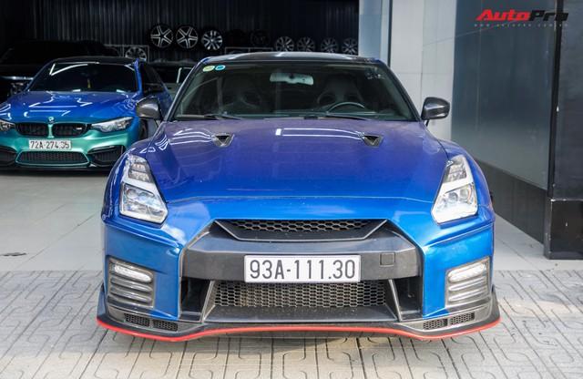 Chưa hài lòng với ngoại hình hiện tại, dân chơi Bình Phước độ Nissan GT-R thành phiên bản hiệu suất cao Nismo - Ảnh 2.