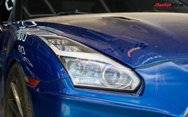 Chưa hài lòng với ngoại hình hiện tại, dân chơi Bình Phước độ Nissan GT-R thành phiên bản hiệu suất cao Nismo - Ảnh 4.