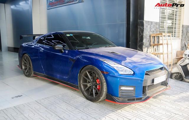 Chưa hài lòng với ngoại hình hiện tại, dân chơi Bình Phước độ Nissan GT-R thành phiên bản hiệu suất cao Nismo - Ảnh 3.
