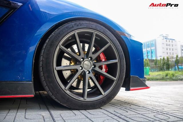 Chưa hài lòng với ngoại hình hiện tại, dân chơi Bình Phước độ Nissan GT-R thành phiên bản hiệu suất cao Nismo - Ảnh 5.