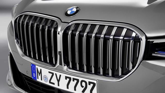 BMW quyết làm lưới tản nhiệt siêu to khổng lồ trên 7-Series với lý do này - Ảnh 2.