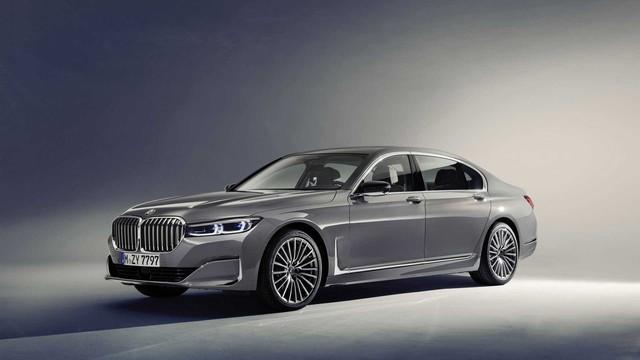 BMW quyết làm lưới tản nhiệt siêu to khổng lồ trên 7-Series với lý do này - Ảnh 1.