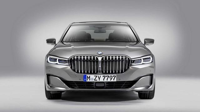 BMW quyết làm lưới tản nhiệt 'siêu to khổng lồ' trên 7-Series với lý do này