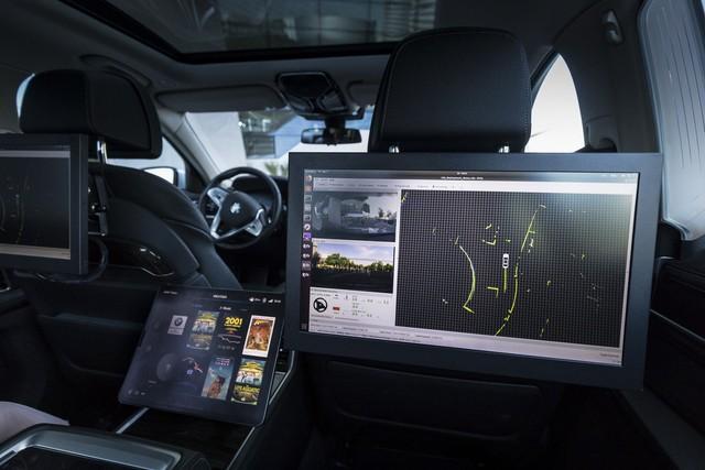 Dùng thử công nghệ tự lái trên BMW 7-Series 2020 - Ảnh 2.
