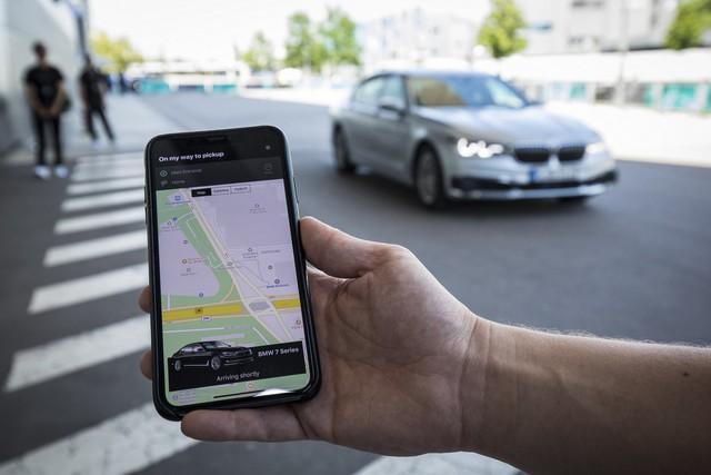 Dùng thử công nghệ tự lái trên BMW 7-Series 2020 - Ảnh 3.