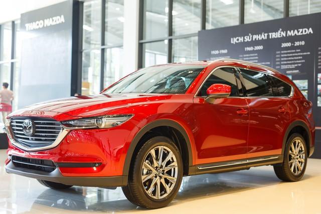 Mazda CX-8: Thời cơ chín muồi cho Trường Hải - Ảnh 4.
