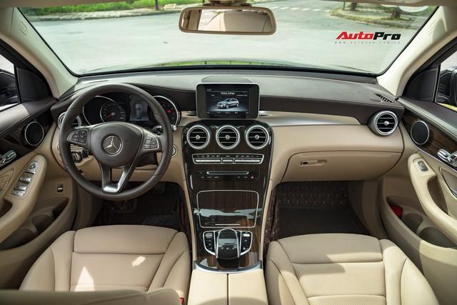 Người dùng đánh giá Mercedes-Benz GLC 200 sau khi 'lỡ duyên' Hyundai Santa Fe: Đừng ham option khi chính mình còn chưa dùng hết - Ảnh 13.