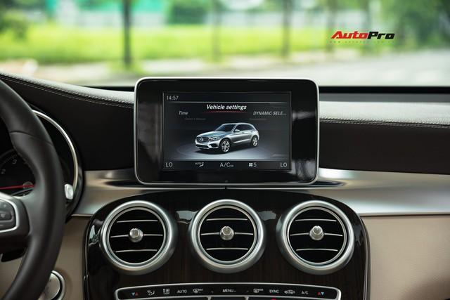 Người dùng đánh giá Mercedes-Benz GLC 200 sau khi 'lỡ duyên' Hyundai Santa Fe: Đừng ham option khi chính mình còn chưa dùng hết - Ảnh 6.