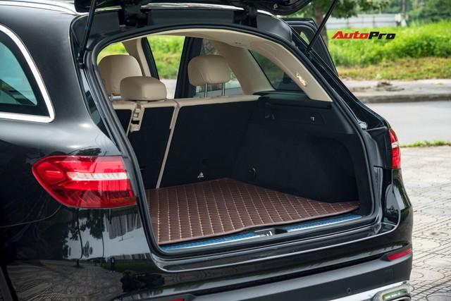 Người dùng đánh giá Mercedes-Benz GLC 200 sau khi 'lỡ duyên' Hyundai Santa Fe: Đừng ham option khi chính mình còn chưa dùng hết - Ảnh 12.