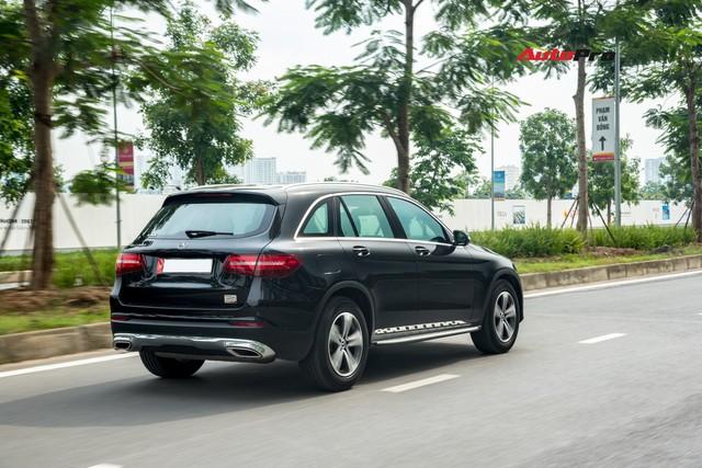 Người dùng đánh giá Mercedes-Benz GLC 200 sau khi 'lỡ duyên' Hyundai Santa Fe: Đừng ham option khi chính mình còn chưa dùng hết - Ảnh 5.