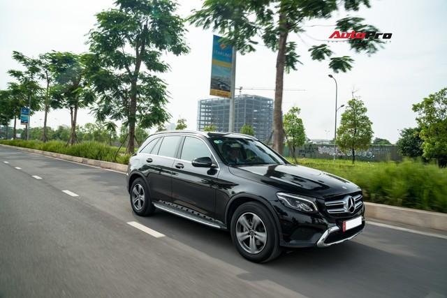 Người dùng đánh giá Mercedes-Benz GLC 200 sau khi 'lỡ duyên' Hyundai Santa Fe: Đừng ham option khi chính mình còn chưa dùng hết - Ảnh 7.