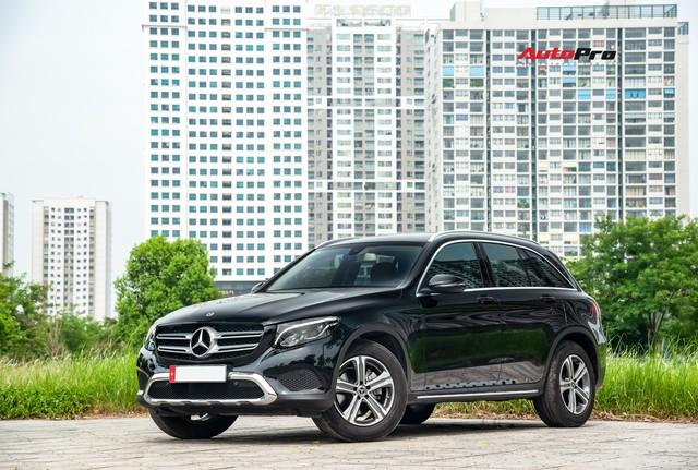 Người dùng đánh giá Mercedes-Benz GLC 200 sau khi 'lỡ duyên' Hyundai Santa Fe: Đừng ham option khi chính mình còn chưa dùng hết - Ảnh 9.
