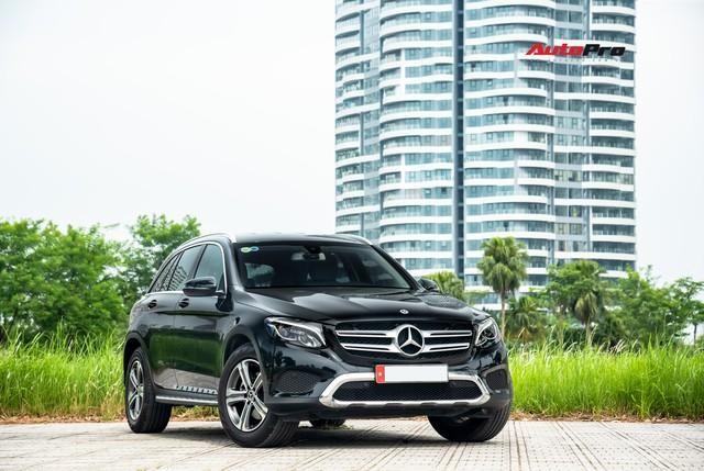 Người dùng đánh giá Mercedes-Benz GLC 200 sau khi 'lỡ duyên' Hyundai Santa Fe: Đừng ham option khi chính mình còn chưa dùng hết - Ảnh 3.