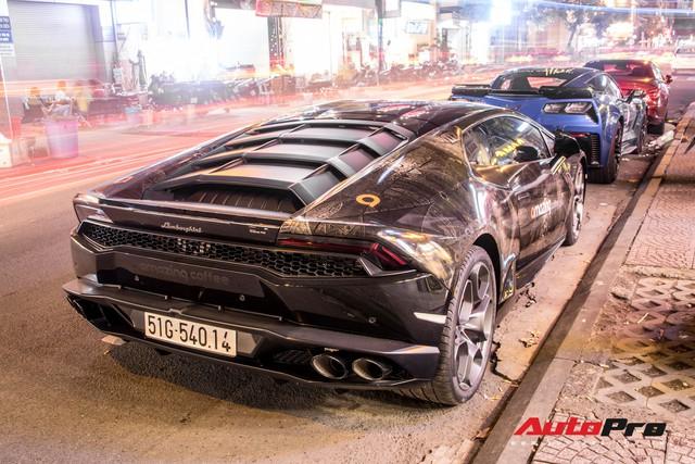 Bitcoin lên đỉnh, bộ tứ đại gia tiền số Sài Gòn họp mặt bằng siêu xe và xe thể thao đắt tiền - Ảnh 1.