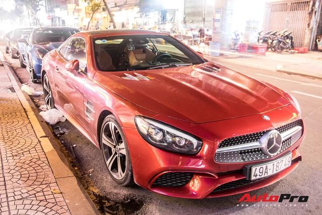 Bitcoin lên đỉnh, bộ tứ đại gia tiền số Sài Gòn họp mặt bằng siêu xe và xe thể thao đắt tiền - Ảnh 4.