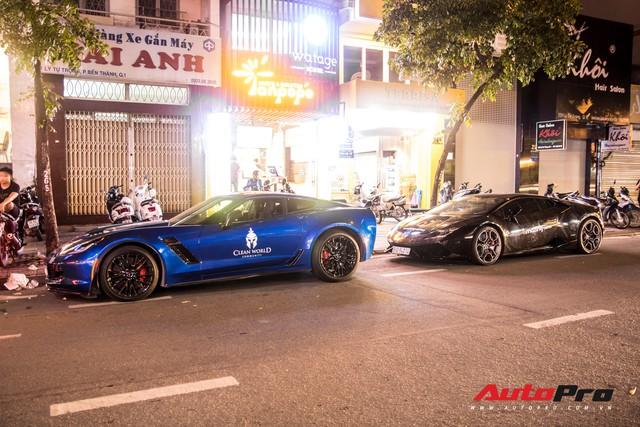 Bitcoin lên đỉnh, bộ tứ đại gia tiền số Sài Gòn họp mặt bằng siêu xe và xe thể thao đắt tiền - Ảnh 6.