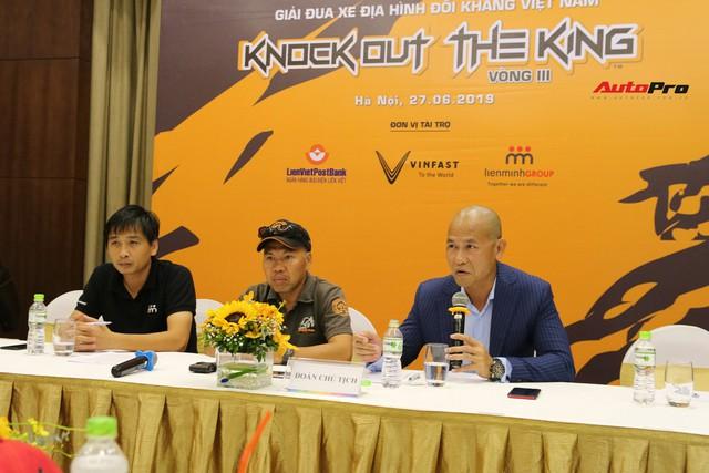 Khắc nghiệt giải đua xe địa hình đối kháng KOK vòng 3 tại Hà Nội: 'Nhất ăn cả 100 triệu, ngã về không' - Ảnh 1.