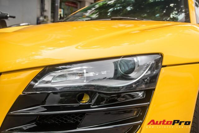 Chiêm ngưỡng vẻ đẹp Audi R8 độ Prior Design độc nhất Việt Nam vừa thay áo mới, một chi tiết độ đắt giá đã bị gỡ bỏ - Ảnh 10.
