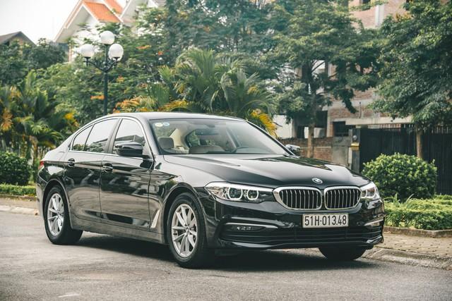 Đánh giá BMW 520i 2019: Mang lại giá trị và niềm tin - Ảnh 14.