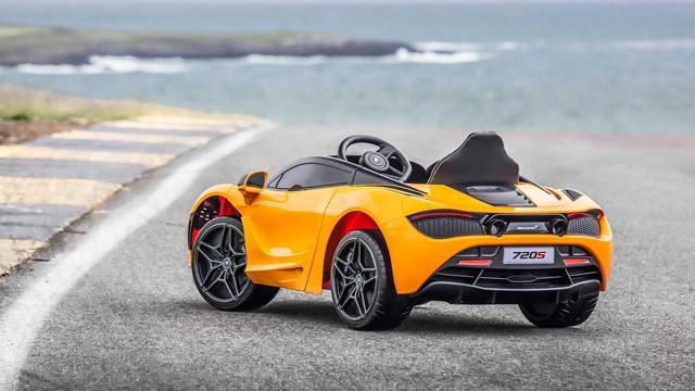 McLaren 720S tung phiên bản đặc biệt giá chỉ... 400 USD - Ảnh 4.