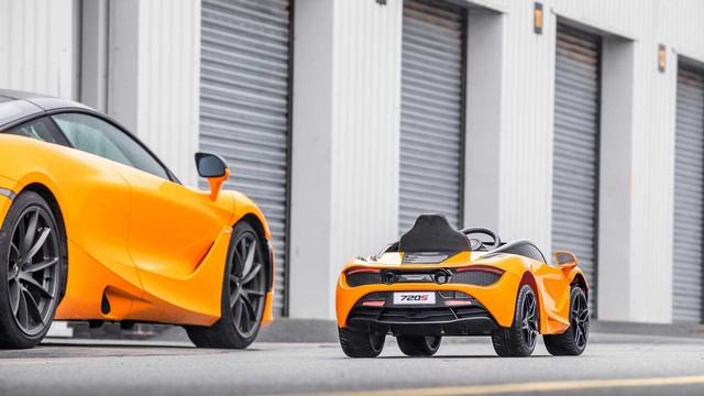 McLaren 720S tung phiên bản đặc biệt giá chỉ... 400 USD - Ảnh 1.