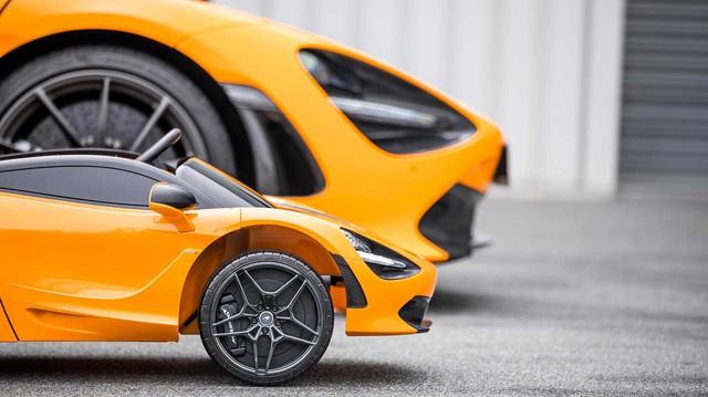 McLaren 720S tung phiên bản đặc biệt giá chỉ... 400 USD