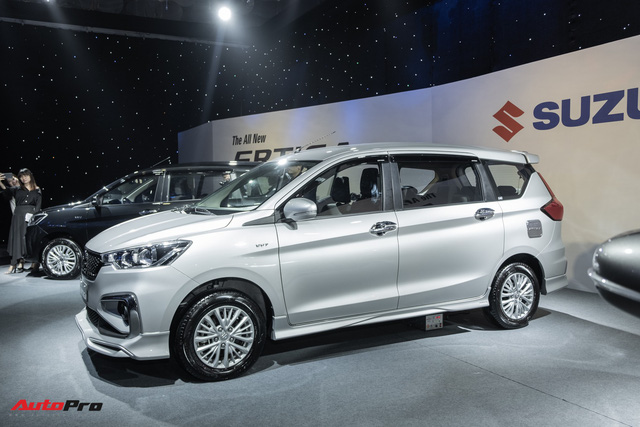 Khám phá chi tiết Suzuki Ertiga 2019 - Xe 7 chỗ rẻ nhất Việt Nam vừa ra mắt - Ảnh 4.