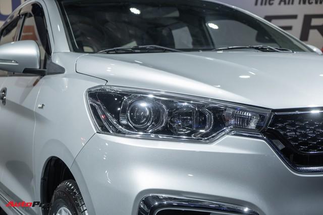 Khám phá chi tiết Suzuki Ertiga 2019 - Xe 7 chỗ rẻ nhất Việt Nam vừa ra mắt - Ảnh 3.