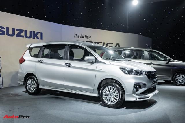 Khám phá chi tiết Suzuki Ertiga 2019 - Xe 7 chỗ rẻ nhất Việt Nam vừa ra mắt - Ảnh 2.