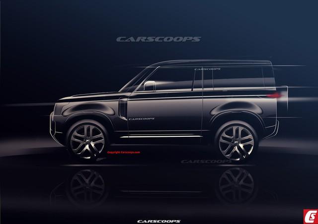 Những điều cần biết về huyền thoại Land Rover Defender sắp hồi sinh trong tháng 9 tới: Đối thủ Mercedes G-Class - Ảnh 4.