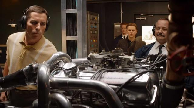 Bom tấn Ford V. Ferrari tung trailer, công chiếu vào 25/11