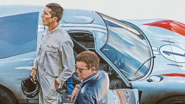 Bom tấn Ford V. Ferrari tung trailer, công chiếu vào 25/11 - Ảnh 1.
