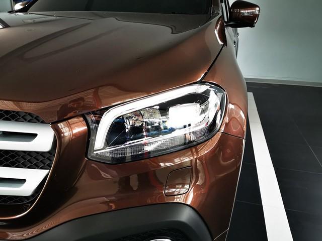 Nissan Terra lột xác thành Mercedes-Benz 'sang chảnh' với chi phí 260 triệu đồng nhưng một chi tiết xuất hiện gây tranh cãi - Ảnh 3.