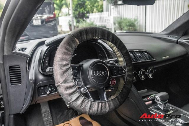 Đại gia Việt phải chi bao nhiêu nếu muốn mua lại Audi R8 sau 12.000 km - Ảnh 7.