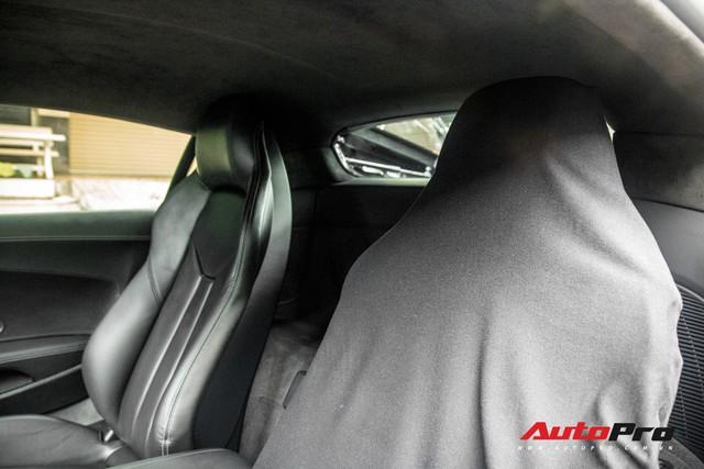 Đại gia Việt phải chi bao nhiêu nếu muốn mua lại Audi R8 sau 12.000 km - Ảnh 9.