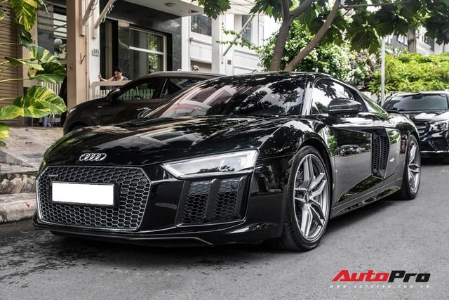 Đại gia Việt phải chi bao nhiêu nếu muốn mua lại Audi R8 sau 12.000 km - Ảnh 12.