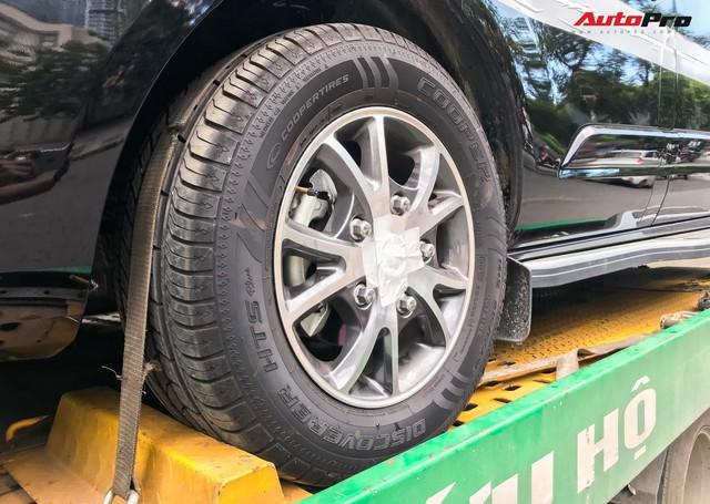 Ford Tourneo bất ngờ xuất hiện trên đường phố Hà Nội, ngày đối đầu Kia Sedona không còn xa - Ảnh 7.