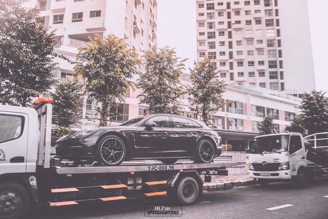 Porsche Panamera 4 Sport Turismo đầu tiên về Việt Nam, giá dự kiến gần 6 tỷ đồng - Ảnh 1.