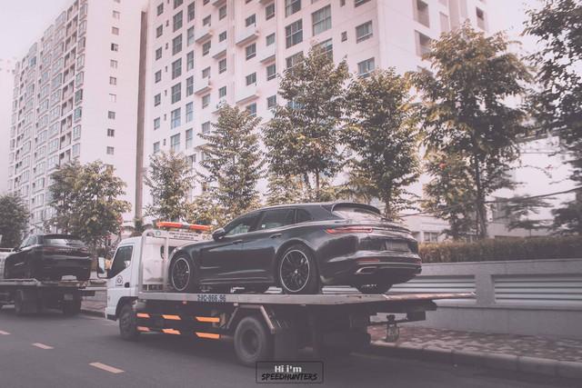 Porsche Panamera 4 Sport Turismo đầu tiên về Việt Nam, giá dự kiến gần 6 tỷ đồng - Ảnh 2.
