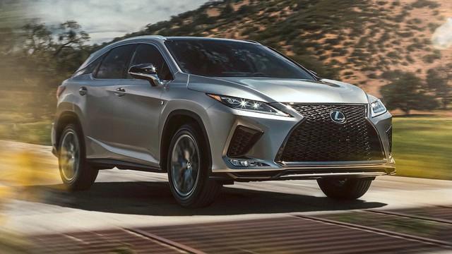 Trải nghiệm nhanh nội thất Lexus RX 2020: Cách thoát vị trí đội sổ của người Nhật - Ảnh 1.