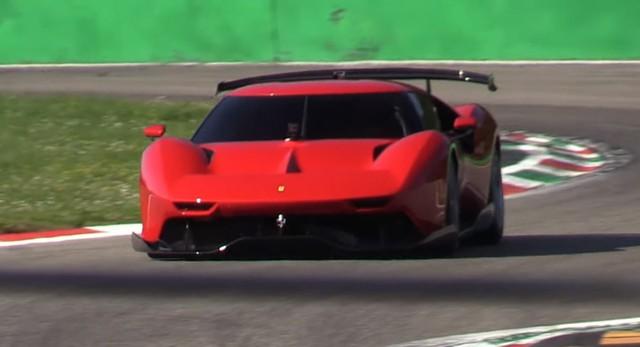 Ferrari P80/C siêu giới hạn xuất hiện ngoài đời thực, nhìn còn đẹp hơn ảnh hãng - Ảnh 1.