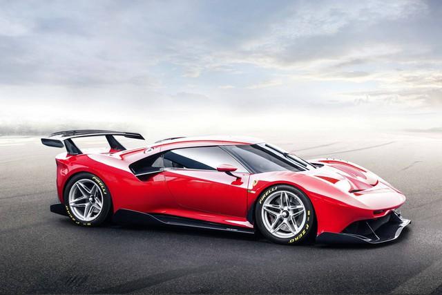 Ferrari P80/C siêu giới hạn xuất hiện ngoài đời thực, nhìn còn đẹp hơn ảnh hãng - Ảnh 3.