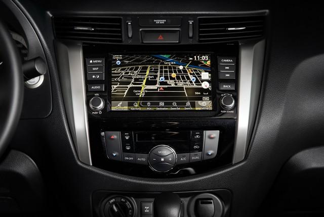 Ra mắt Nissan Navara 2020: Thêm tăng áp để rượt đuổi Ford Ranger - Ảnh 8.