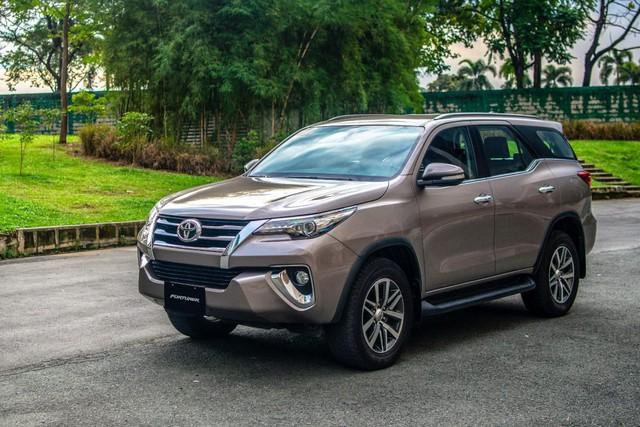 Bật mí những thay đổi trên Toyota Fortuner 2019 lắp ráp tại Việt Nam - Ảnh 1.