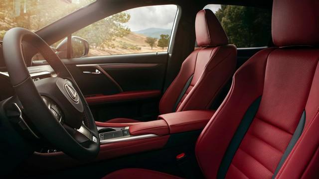 Trải nghiệm nhanh nội thất Lexus RX 2020: Cách thoát vị trí đội sổ của người Nhật - Ảnh 2.