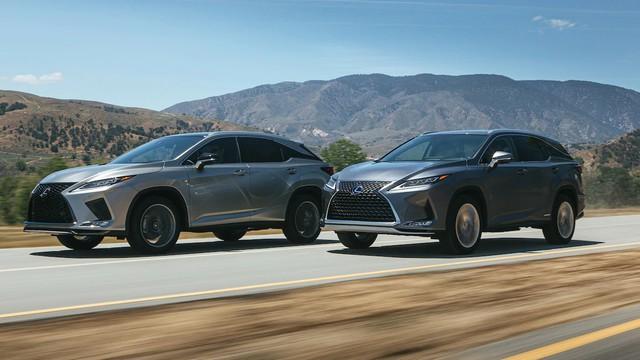 Trải nghiệm nhanh nội thất Lexus RX 2020: Cách thoát vị trí đội sổ của người Nhật - Ảnh 4.