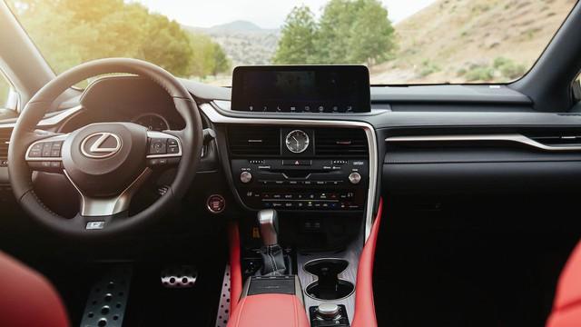 Trải nghiệm nhanh nội thất Lexus RX 2020: Cách thoát vị trí đội sổ của người Nhật - Ảnh 3.
