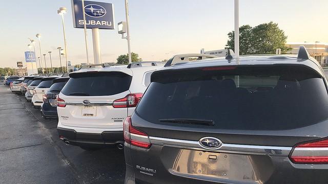 Subaru tăng trưởng 90 tháng liên tiếp nhờ 2 dòng tên này, 1 chuẩn bị về Việt Nam